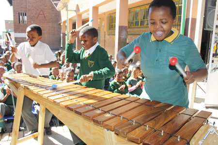 Dignity restored for Carter Primary learners
